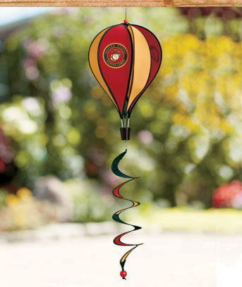 Military Hot Air Balloon Spinners