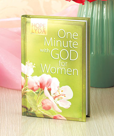 For Women One-Minute Inspirations Gift Book