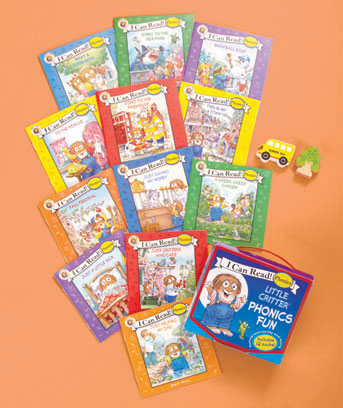 12-Book Phonics Box Sets