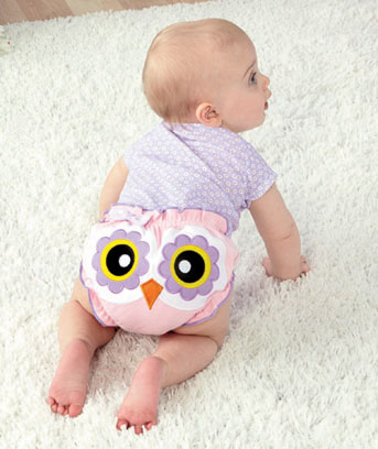 Owl Baby Bloomers