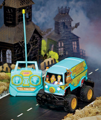 Scooby Doo™ Remote Control Mystery Machine