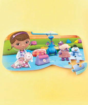 Doc McStuffins Licensed Foam Floor Puzzle