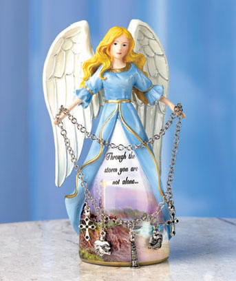 Enchanted Angel Figurines