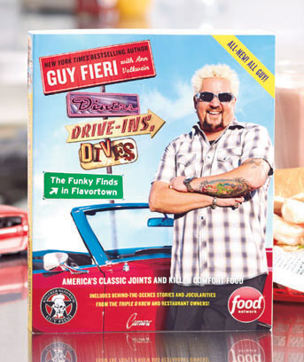 All-New IDiners, Drive-Ins & DivesI Book