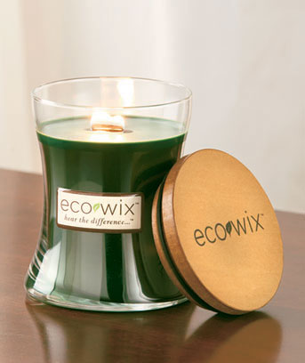 Pine Eco Wix™ Woodwick Candle
