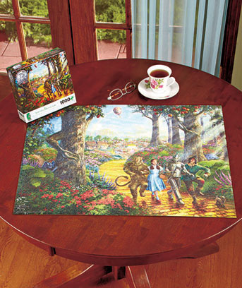 Wizard or Oz 1,000-Pc. Thomas Kinkade™ Movie Puzzle