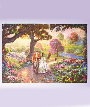 Gone with the Wind 1,000-Pc. Thomas Kinkade™ Movie Puzzle