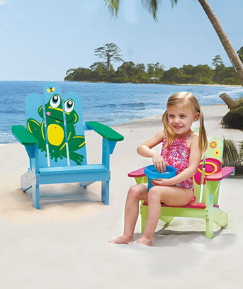 Kids' Adirondack Chairs