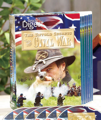 Civil War Reader's Digest� 6-DVD Set