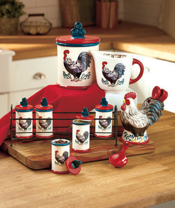 Perfect Rooster Kitchen Collection