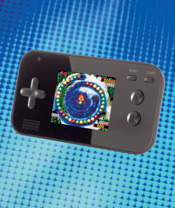 Portable Gaming System
