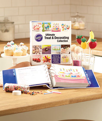 Wilton� Ultimate Treat & Decorating Binder