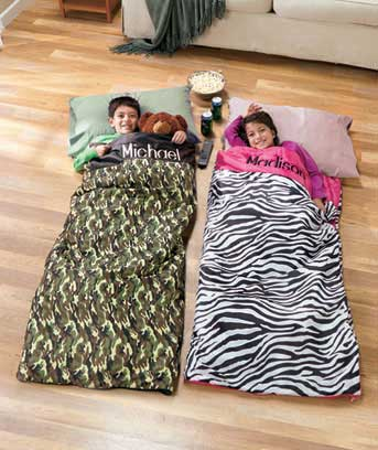 Personalized Sleeping Bags
