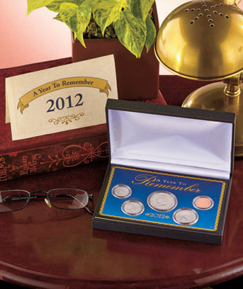 Year to Remember Coin Set 1965-2013