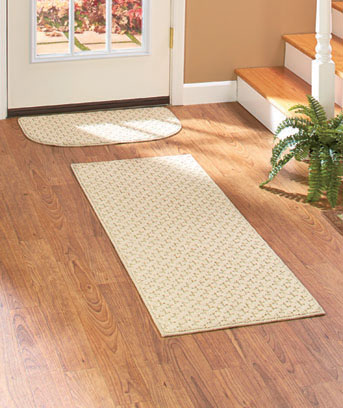 Nonskid Slice Rugs or Runners