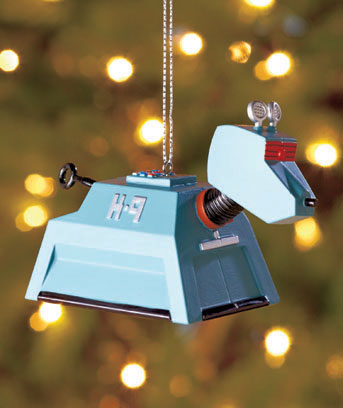 K9 IDoctor WhoI Ornament