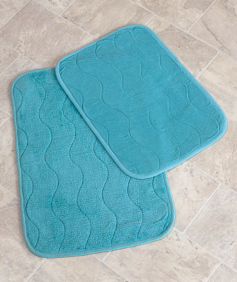 Reversible Bath Mats or Runners