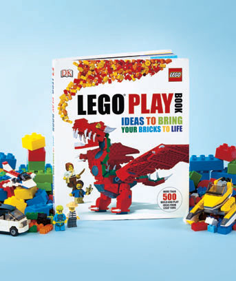 The iLEGO� Play Booki