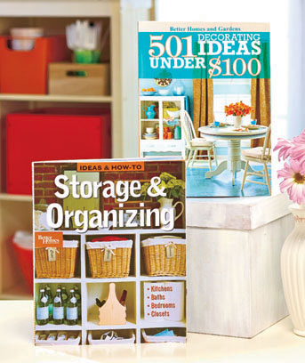 Decorating or Organizing How-To Books