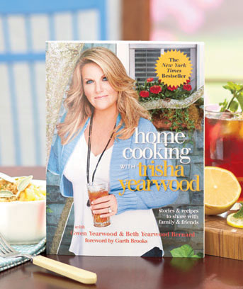 IHome Cooking with Trisha YearwoodI Cookbook