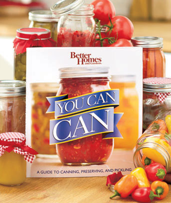 You Can Can Recipe Book