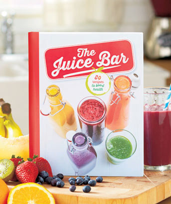 IThe Juice BarI Recipe Book
