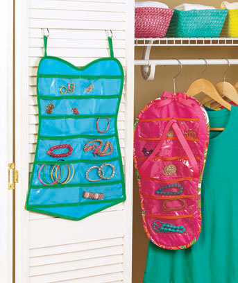 Hanging Accessory Organizers