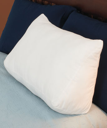 Knee & Back Wedge Bed Pillow
