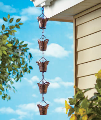 Decorative Iron Rain Chains