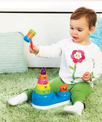 Playtime Baby Activity Toy