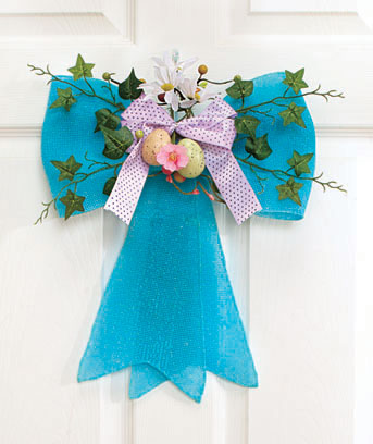 Decorative Spring Bows