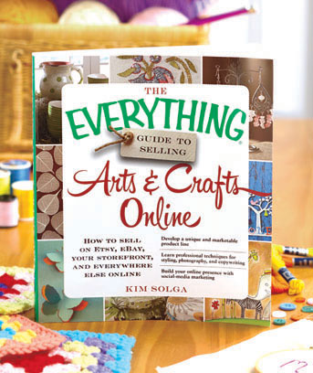 Selling Arts and Crafts Online Guide