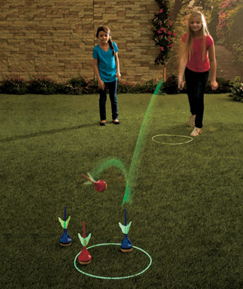 Glow Backyard Darts