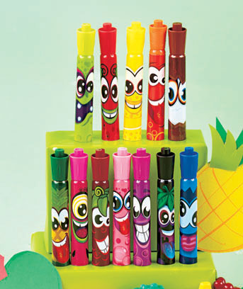 12-Ct. Scentos� Scented Markers