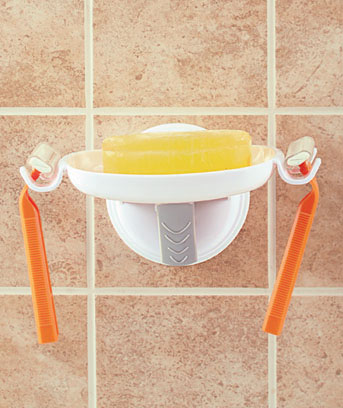 Safe-er-Grip™ Suction Cup Bath Helpers