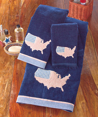 Luxury Embroidered Towels
