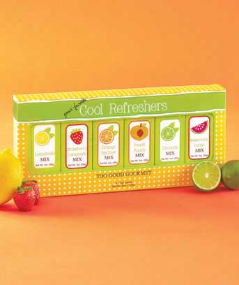 Refreshing Drink Gift Sets