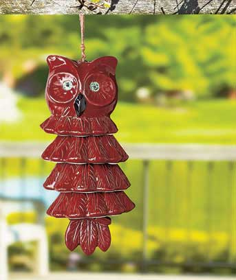Animal Wind Chimes