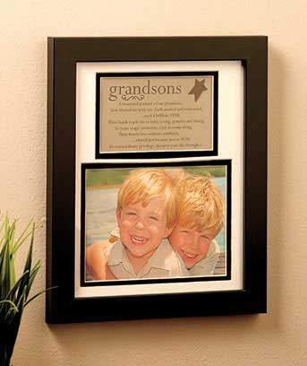 So Great, So Grand Photo Frames