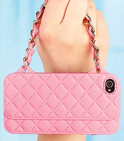 Silicone Purse for iPhone�