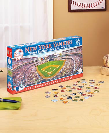 MLB(TM) 1,000-Pc. Panoramic Puzzles