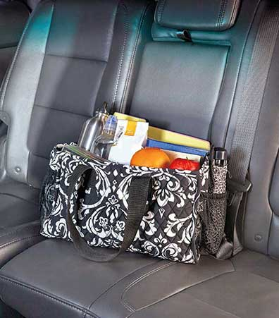 Quilted Auto Organizers