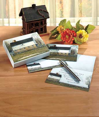 Licensed Artist Boxed Notecard Sets