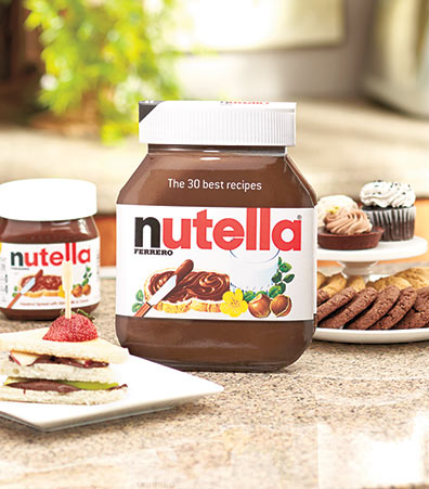 Nutella� Best Recipes Cookbook