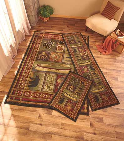 Themed Decorative Rug Collections
