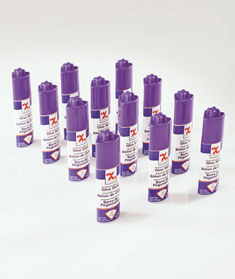 Set of 12 Xyron� Glue Sticks