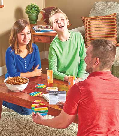 Family Fun Learning Card Games