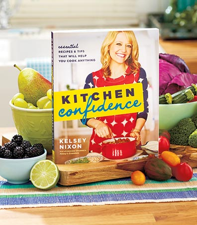 Kitchen Confidence Cookbook