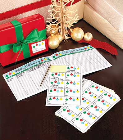 400-Pc. Christmas Gift Tags with Tracker