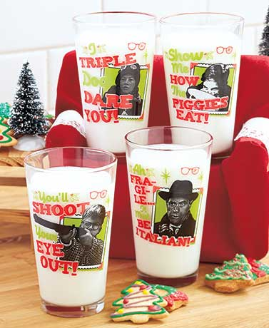 A Christmas Story(TM) Drink Collection